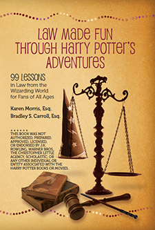 Law Made Fun Through Harry Potter's Adventures